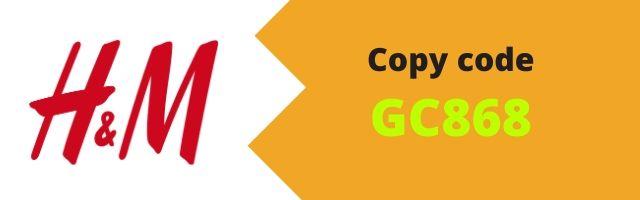 HM coupon code