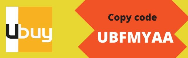Ubuy discount code