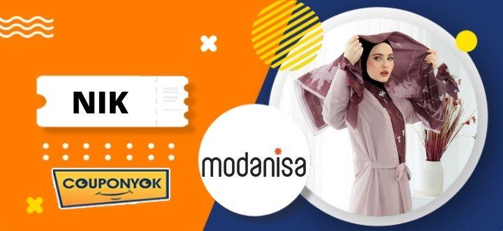 كود خصم مودانيسا Modanisa