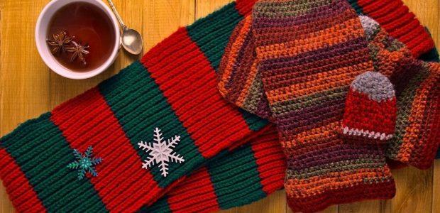 اكسسوارات الشتاء : القفازات، الكوفية، الكابات واسعارها اون لاين